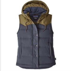 Women's size large Patagonia Bivy Vest